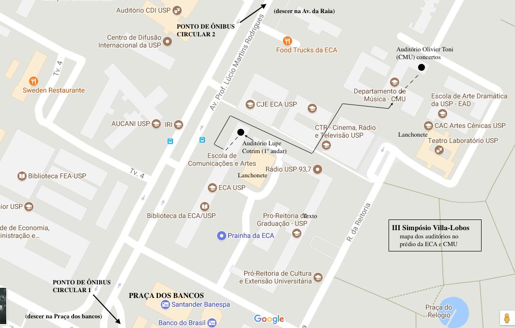ECA-google-maps - Simpósio Villa-Lobos